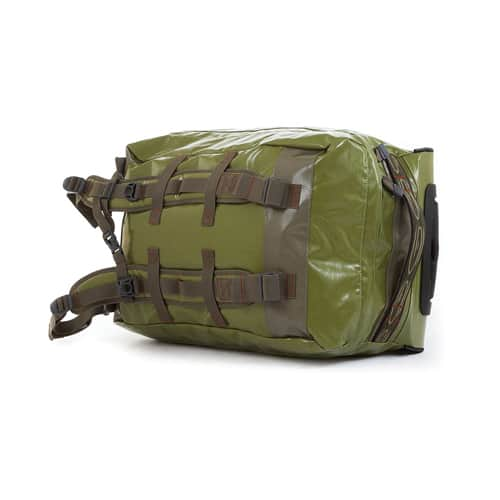 Fishpond Westwater Rolling Carry-On Backstraps
