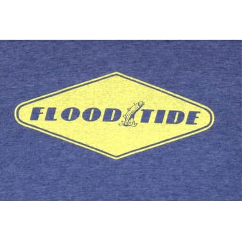Flood Tide Co Garage Tee front