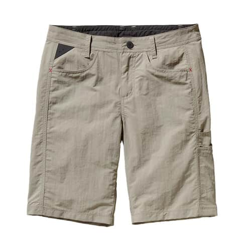 Patagonia Women's Away From Home Shorts Stone