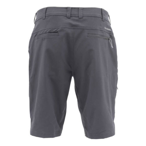 Simms Skiff Short Black Back