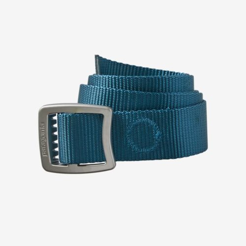 Patagonia Tech Web Belt Crater Blue