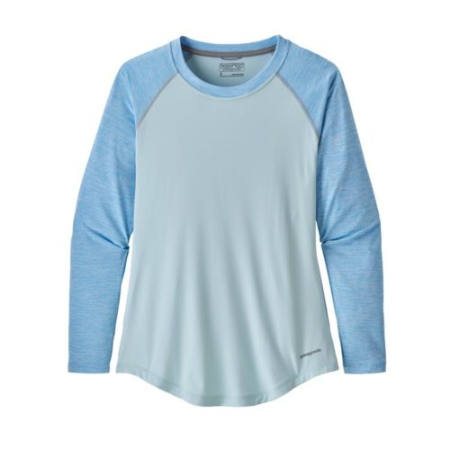 Patagonia Women's Tropic Comfort Crew Atoll Blue
