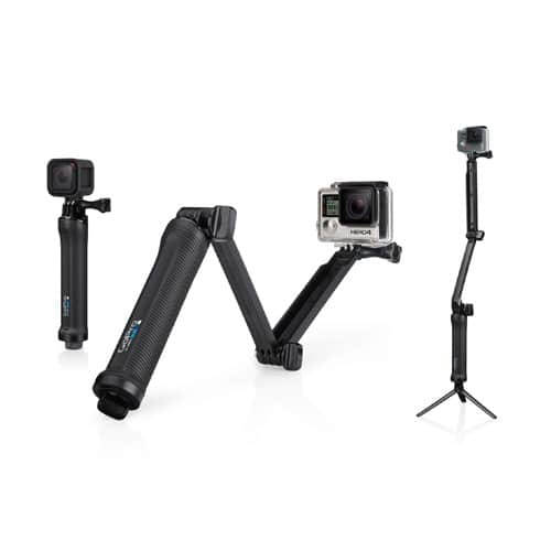 GoPro 3 Way Mount