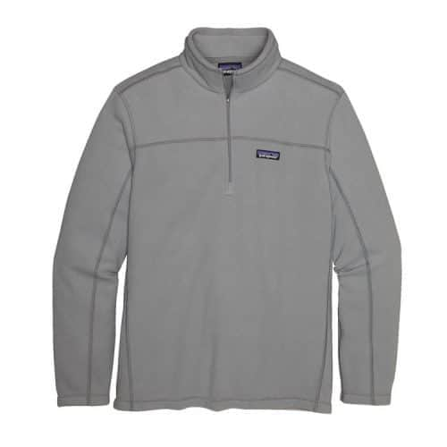 Patagonia Men's Micro D Pullover Feather Grey