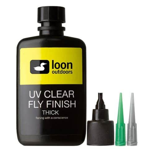 Loon UV Clear Fly Finish Thick 2 oz