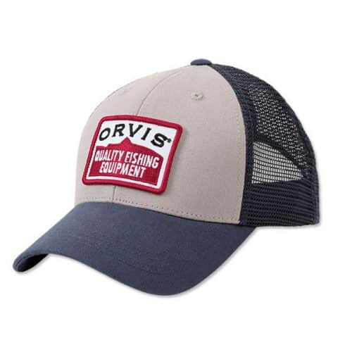Orvis Americana Ball Cap Grey
