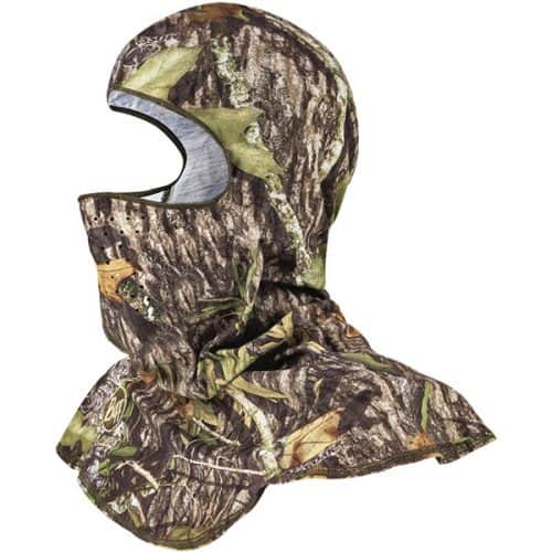 Buff UVX Insect Shield Balaclava Mossy Oak