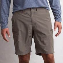 "ExOfficio Sol Cool Camino Shorts 8.5"" Cigar"