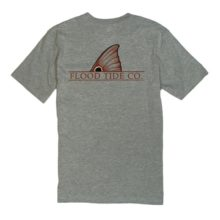 Flood Tide Co Tailer T-Shirt Gray