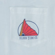 Flood Tide Co Tailer T-Shirt Front