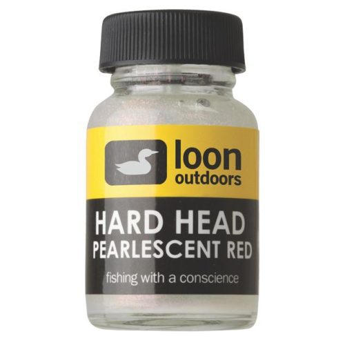 Loon Hard Head Red Pearlescent