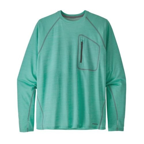 Patagonia Men's Sunshade Crew Vjosa Green