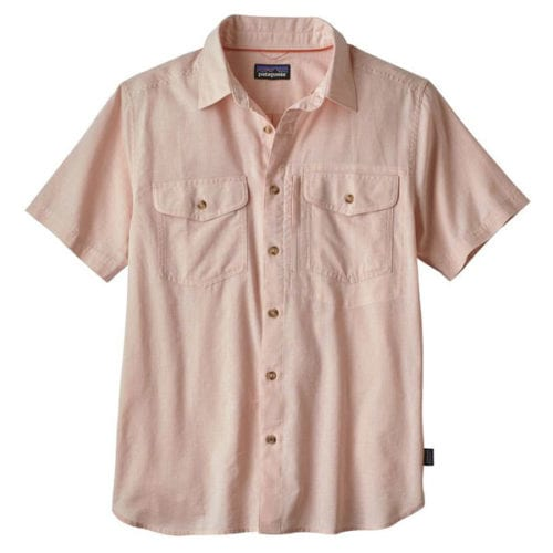 Patagonia Men's Cayo Largo Shirt II Pelican