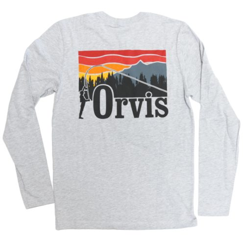 Orvis Endless Skyline Long Sleeve