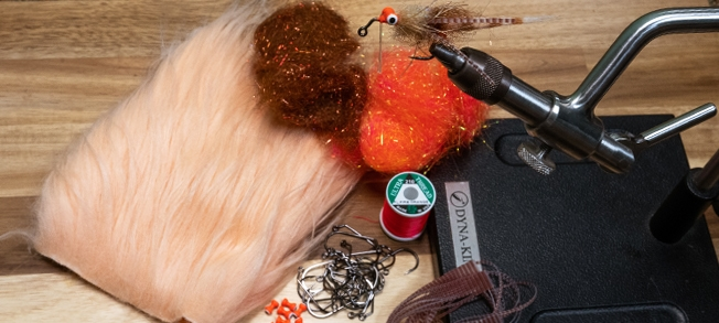 Fly Tying Materials Kits